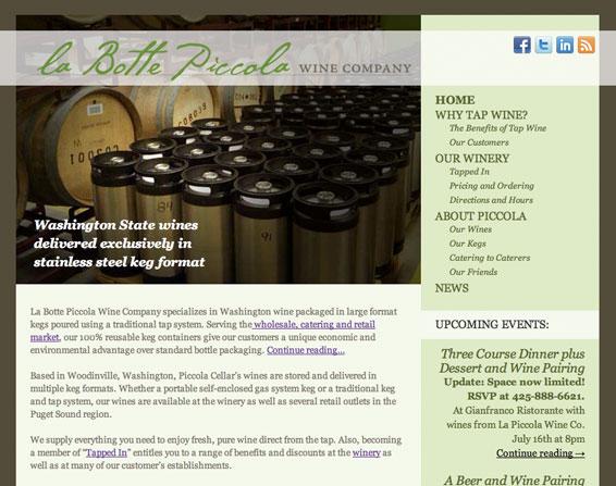 Piccola Wine